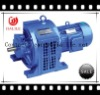 Series electro magnetic adjustable speed motor