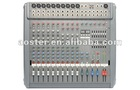 Mixing Console Powermate 1000 with Power Amplifier