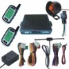 FM Car Alarm System With Engine Start