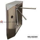 Stainless steel 304# waist high Tripod Turnstile