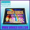 19'' open frame lcd monitor touch screen for gaming