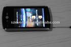 F602 3.2 capacitive Quad band Dual Sim Card Android 2.2 With A-GPS WIFI TV