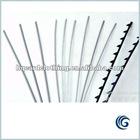 Metallic card wire