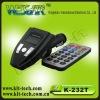smart remote control fm transmitter