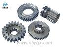 high quality cnc machining steel spur gear