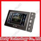 4.3inch Touch Screen Car DVR GPS Blackbox for Car