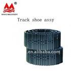 Mining machinery komatsu&bulldozer track shoe PC20