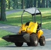 ZL002 small hydraulic wheel loader with Quick Hitch