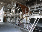 Kraft paper board machine, brown paper board paper machine, paper plant