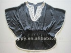 Crochet Kaftan Blouse,Women's Clothing and Apparel,Chic Dresses,