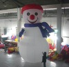 Inflatable Snowman Holiday Inflatable