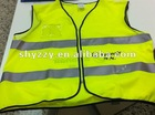 EN-471 green safety vest