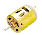 2012 energy-saving DC motor HD 365 for popcorn fan motor 1.5v micro motor Hoisting Motor