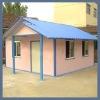 prefab house villa