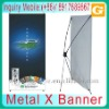 Metal X Banner