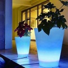 LED Flower Pot Table In New Style