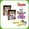 sweet candy toy(Sour fizzy powder with bone shape candy)