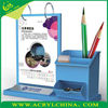 customized acrylic calendar display stand hot sellling 2013
