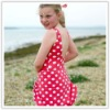 girls two pieces swimwear