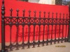 wrought iron Fence GA008