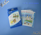 A4,A6 double side photo paper inkjet printer paper