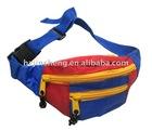 promotional zipper waist bag
