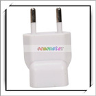 Wholesale! EU to UK Plug Adapter for iPad Adapter -83004047