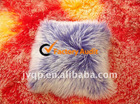 lamb cushions real fur cushion