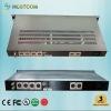 1-8ch broadcast analog audio fiber optic transceiver