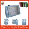 Leather Case For Ipad Mini,For Ipad Mini leather case,Light Blue