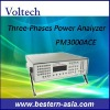 PM3000ACE(Voltech) Three-Phase Power Analyzer