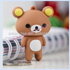 Popular cartoon usb flash 8GB