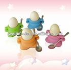 Mini table spoon holder/spoon and fork holder/egg holder/ceramic egg holder