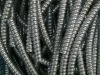 Galvanized flexible hose protect wire