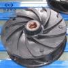 replaceable wear resistant mining pump parts
