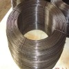 very soft of black annealed iron wire for binding