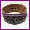 Real Leather Bracelet