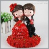 New product 2012 wedding favors gifts resin bride