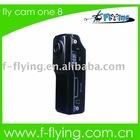 Flycam one -8 Digital camera/Mini camera/hidden camera pen/video camcorder/video camera