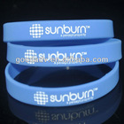 Facotry OEM hot product silicone wristband