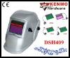 CE Certification Auto darkening Safety Helmet