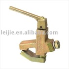 screw type earth clamp