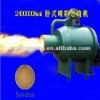 2012 hot sale biomass pellet burner