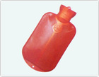 1 liter bs natural rubber hot water bottle wholesale