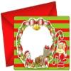 Christmas greeting card&Christmas card