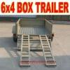UTV Trailer 6 x 4 ATV Trailer