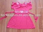 Girl's Butterfly Short Dress