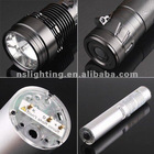 7500LM 75W HID Flashlight/ Xenon HID Torch