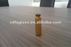 glass vial amber