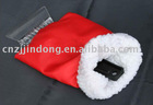12v car snow shovel with red mitt